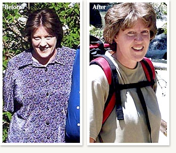 Margaret: 67 lbs Weight Loss