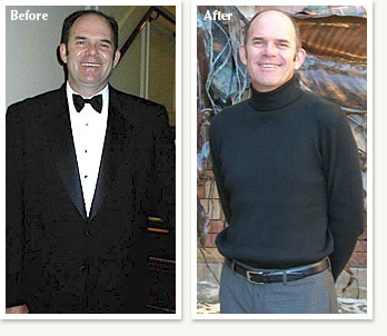 Peter: 48 lbs Weight Loss